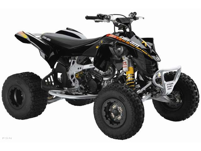 Can Am Ds 450 >> 2008 Can Am Gs