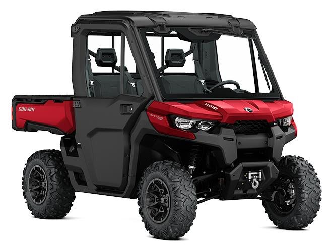2017 Can Am Defender Xt Cab Hd10 Atv For