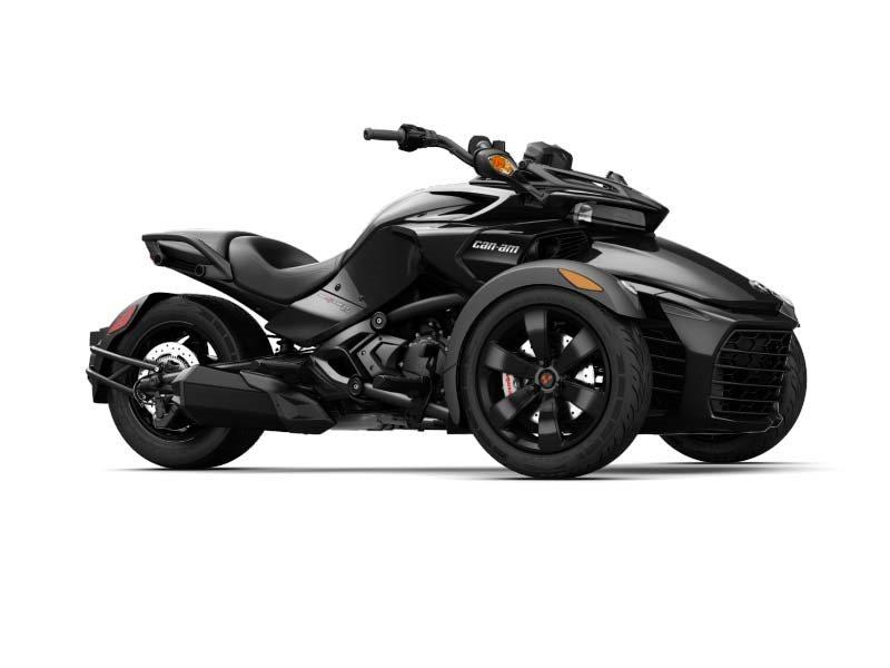 Spyder Motorcycle For Sale >> 2017 Can Am Spyder F3 Se6