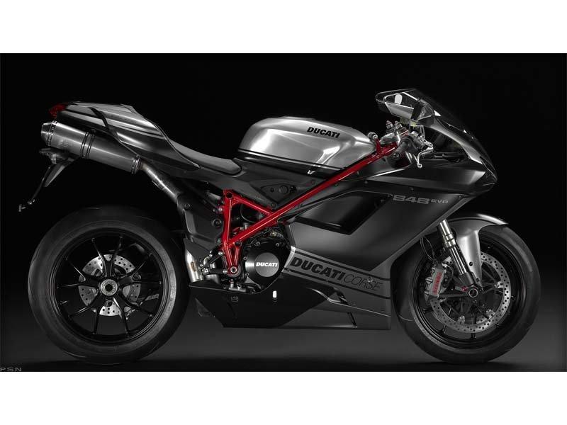 Missouri - 1 2013 Ducati SUPERBIKE 848 EVO CORSE SE