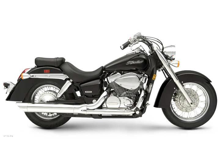 18 2007 Honda Shadow Aero Motorcycles For Sale Cycle Trader