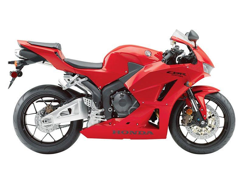 2014 CBR 600RR ABS - Honda Motorcycles - CycleTrader.com