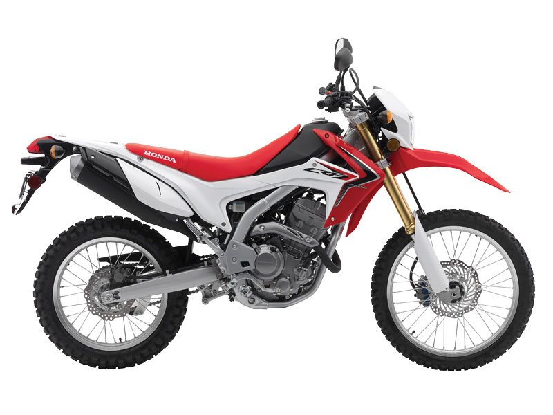 2014 HONDA CRF 250L Motorcycles For Sale In New Hampshire