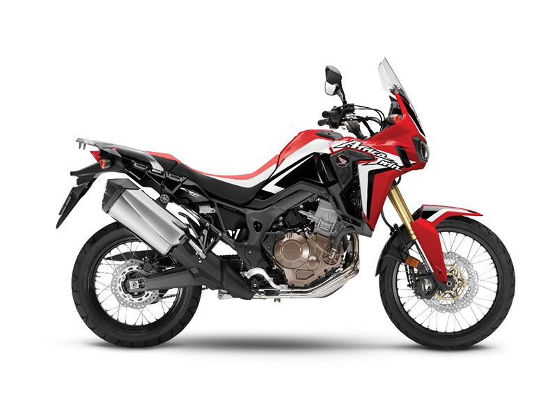 2016 Honda Africa Twin Motorcycles For
