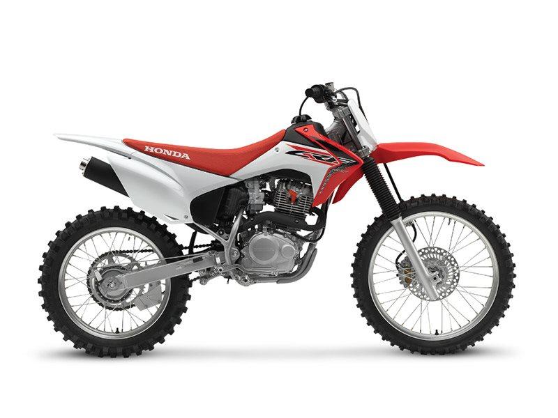 2017 Honda Crf 230f Motorcycles For