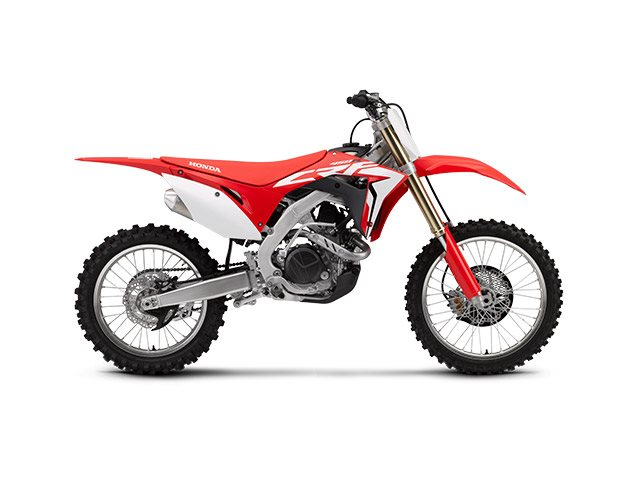 2017 Honda Crf 450r Motorcycles For
