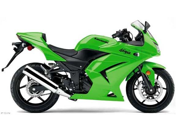 10 2008 Kawasaki Ninja 250r Motorcycles For Sale Cycle