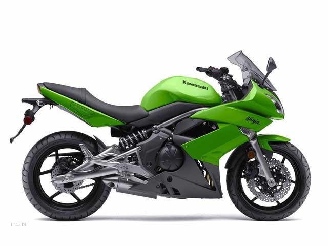 5 2009 Kawasaki Ninja 650r Motorcycles For Sale Cycle Trader