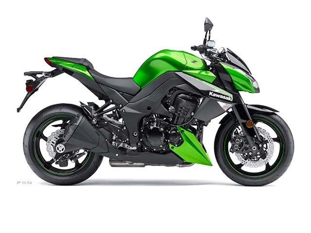 2013 Z 1000 - Kawasaki Motorcycles