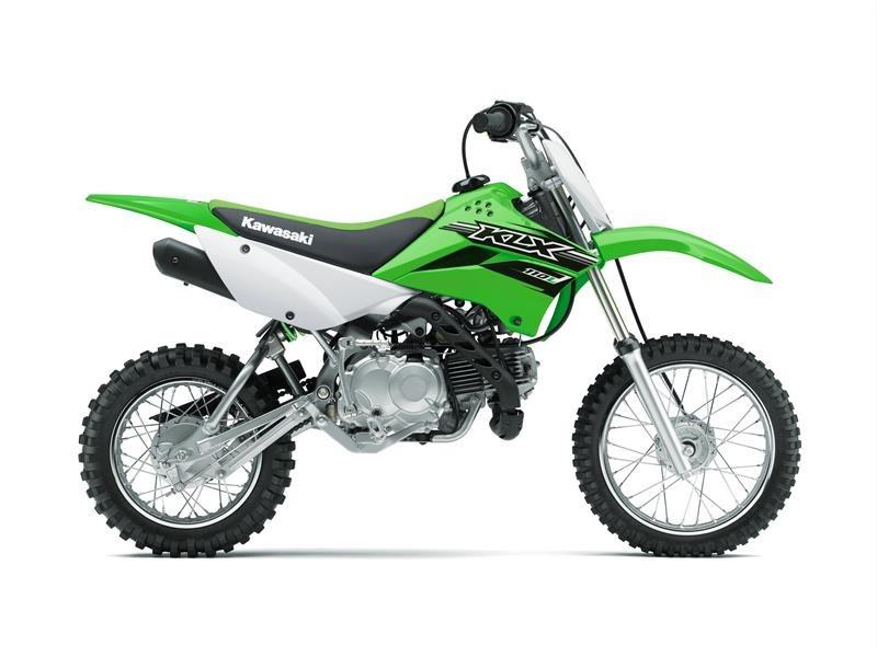 2016 Klx 110l For Sale Kawasaki Motorcycles Cycle Trader