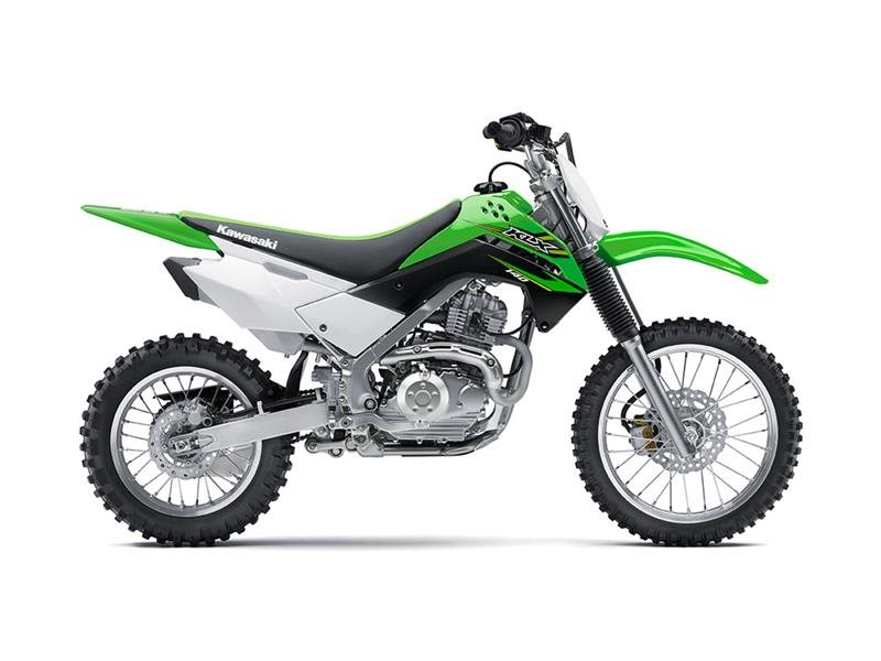 2017 Kawasaki Klx 140 Motorcycles
