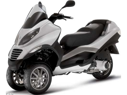 2008 MP3 250 - Piaggio Motorcycles - CycleTrader.com