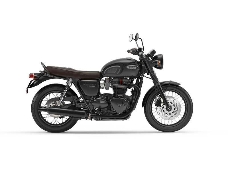 2016 Triumph Bonneville T120 Motorcycles For