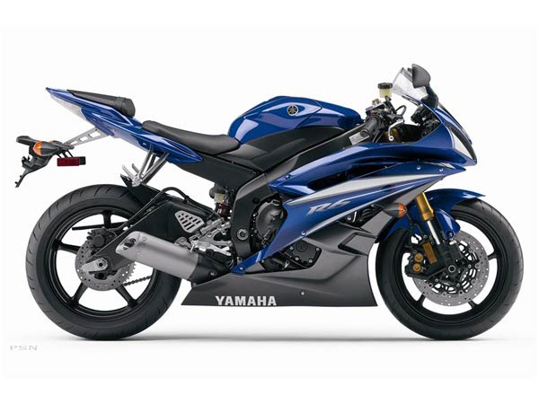 26 2007 Yamaha YZF R6 Motorcycles For Sale
