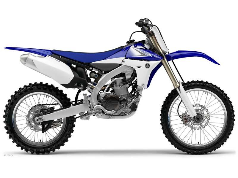 Tyrone - 1 2011 Yamaha YZ450F Mx Motorcycles For Sale