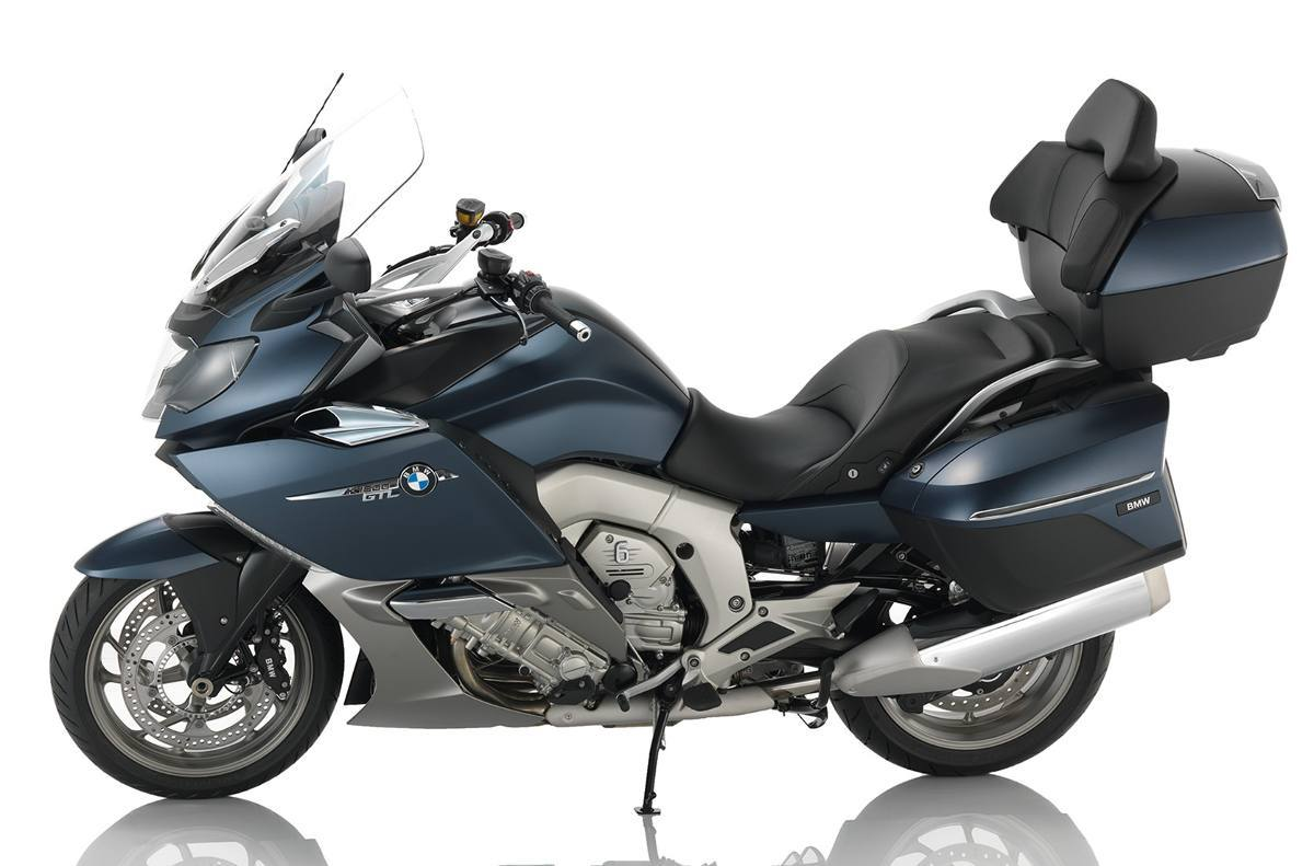 <em>BMW K 1600 GTL EXCLUSIVE Motorcycles</em> for sale in <em>medina, Ohio</em>