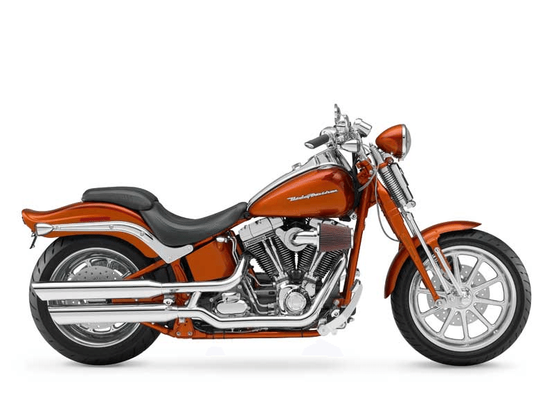 Screamin-Eagle-CVO-Softail-Springer-Harley-Davidson®-FLHTCUSE