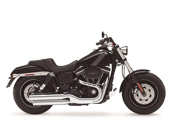 Dyna-Fat-Bob-Harley-Davidson®-FXDF