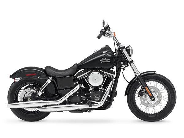 Dyna-Street-Bob-Harley-Davidson®-FXDB-FXDBI