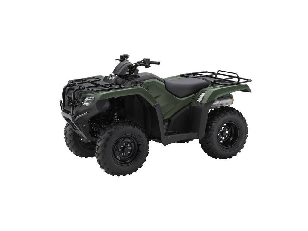 FourTrax-Honda-Foreman-Rancher-Recon