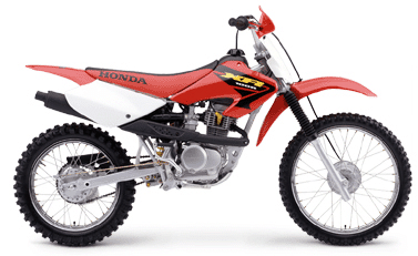 Xr100r-Honda-Motorcycle