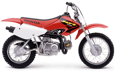 Xr70r-Honda-Motorcycle