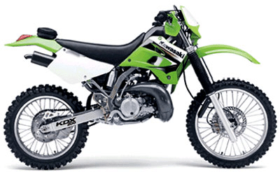 Kawasaki KDX 200 Motorcycles for sale