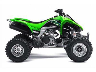 Kawasaki KFX 450R Motorcycles for sale