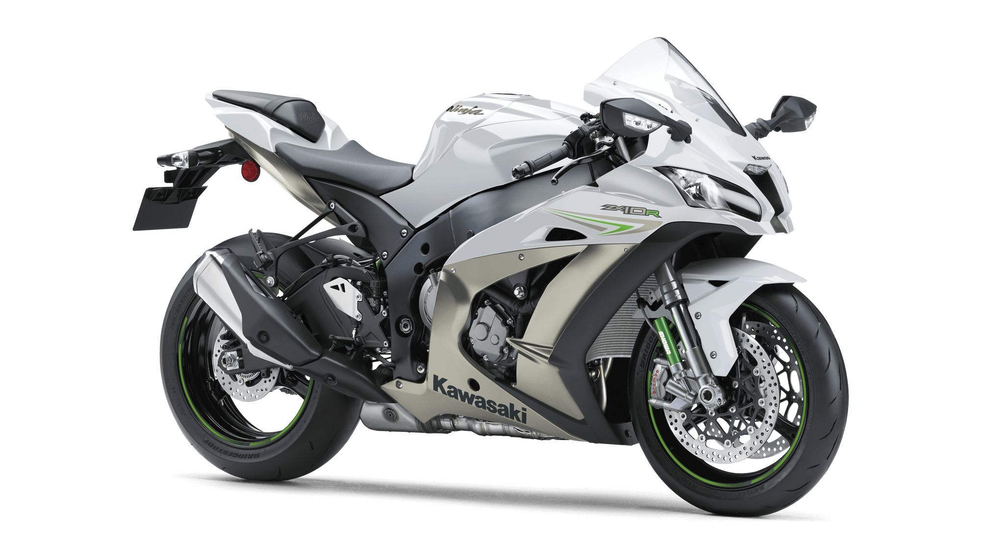 2 Kawasaki Ninja Zx 10r Abs 30th Anniversary Cycle Trader
