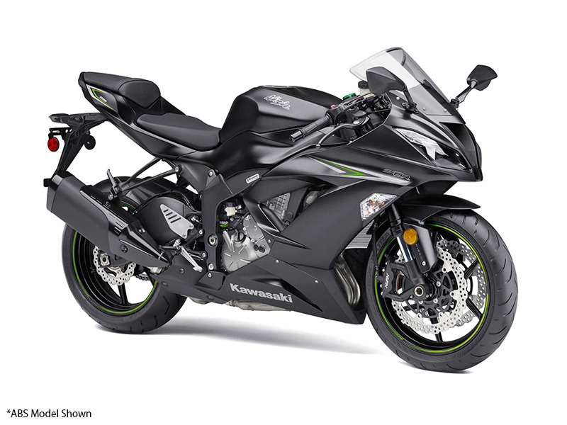 Kawasaki NINJA ZX-6R Motorcycles for sale