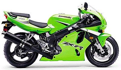 Kawasaki NINJA ZX-7R Motorcycles for sale