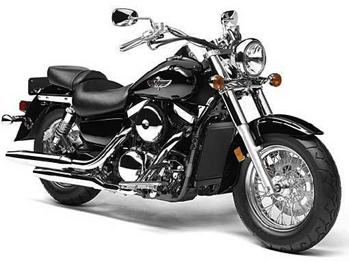 13 Kawasaki Vulcan 1500 Mean Streak Cycle Trader