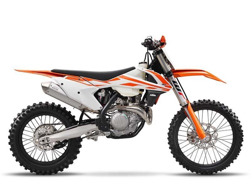 <em>KTM 450 XC-F Motorcycles</em> for Sale