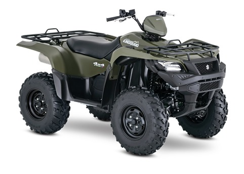 Suzuki KINGQUAD 400FSI SPECIAL EDITION Motorcycles for sale