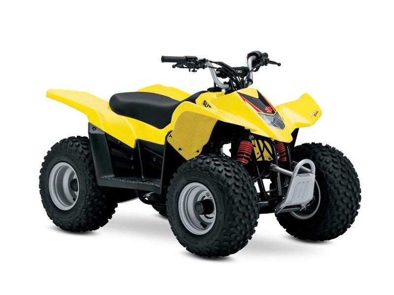 <em>Suzuki QUADSPORT Z50 Motorcycles</em> for Sale