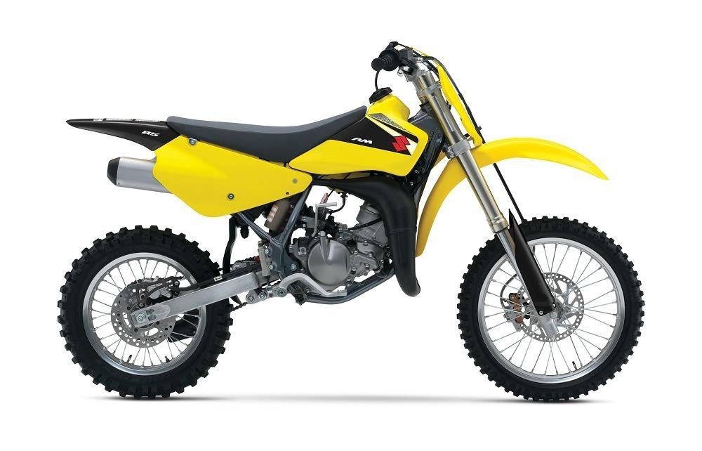 2016 Suzuki RM85