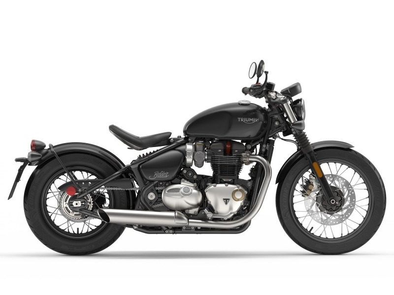 Delightful Motorcycle Trader Arizona #2: Triumph Bonneville Bobber Standard Motorcycles For Sale In AZ