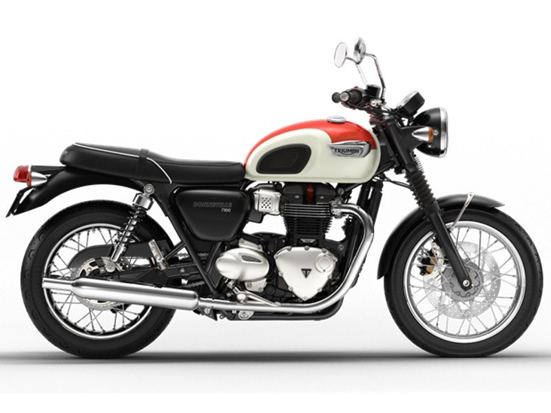 6 Triumph Bonneville Se Motorcycles For Sale Cycle Trader