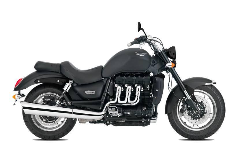 Rocket-Triumph-Motorcycle
