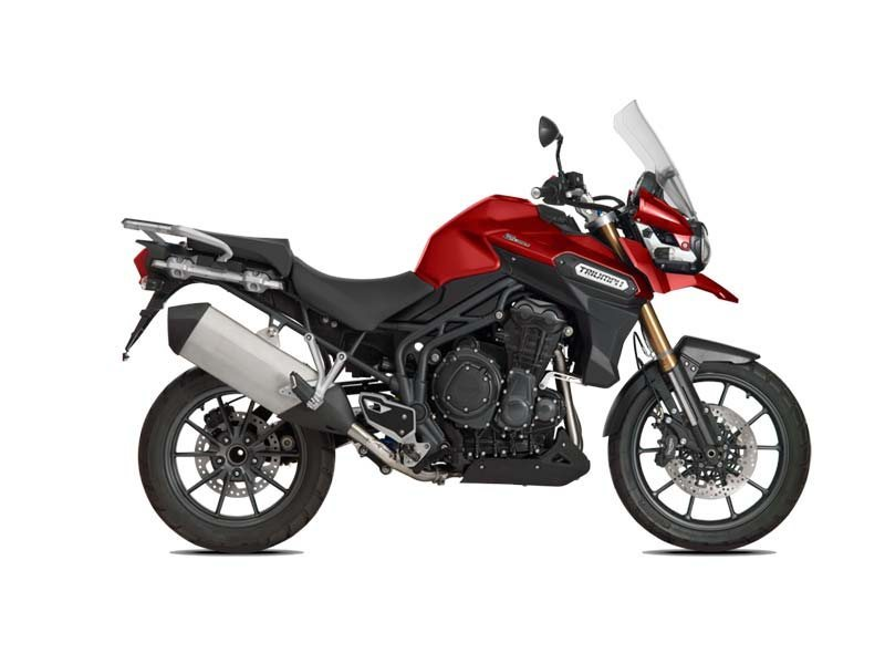 135 Triumph Tiger 800 Xcx Motorcycles For Sale Cycle Trader