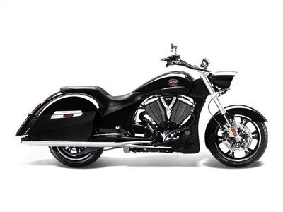 <em>Victory CROSS ROADS CLASSIC Cruiser Motorcycles</em> for Sale