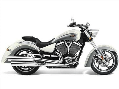 Victory KINGPIN NESS Motorcycles for sale