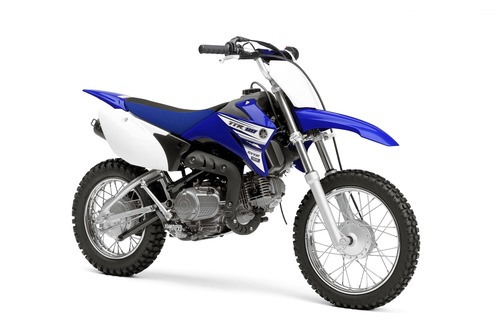 TT-R110 E, X, Y, Yamaha MX Motorcycle