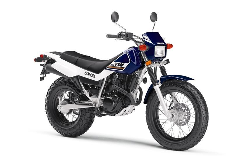 TW-200 Yamaha MX Motorcycle