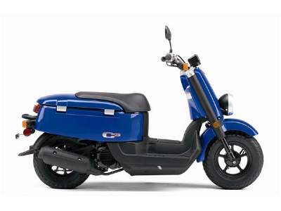 C3, Yamaha Scooter