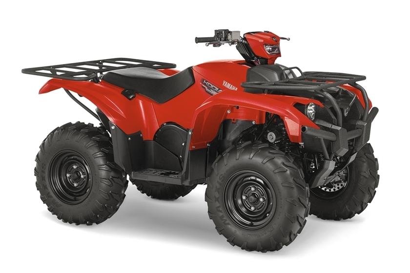 Kodiak, Yamaha ATV Motorcycle