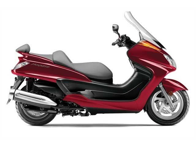 Majesty 400, Yamaha Scooter