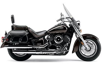 Yamaha V STAR 1100 SILVERADO Motorcycles for sale