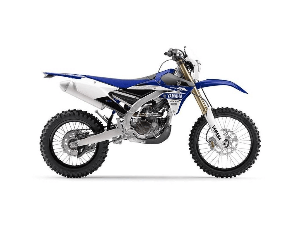 Wr250, Yamaha MX Motorcycle
